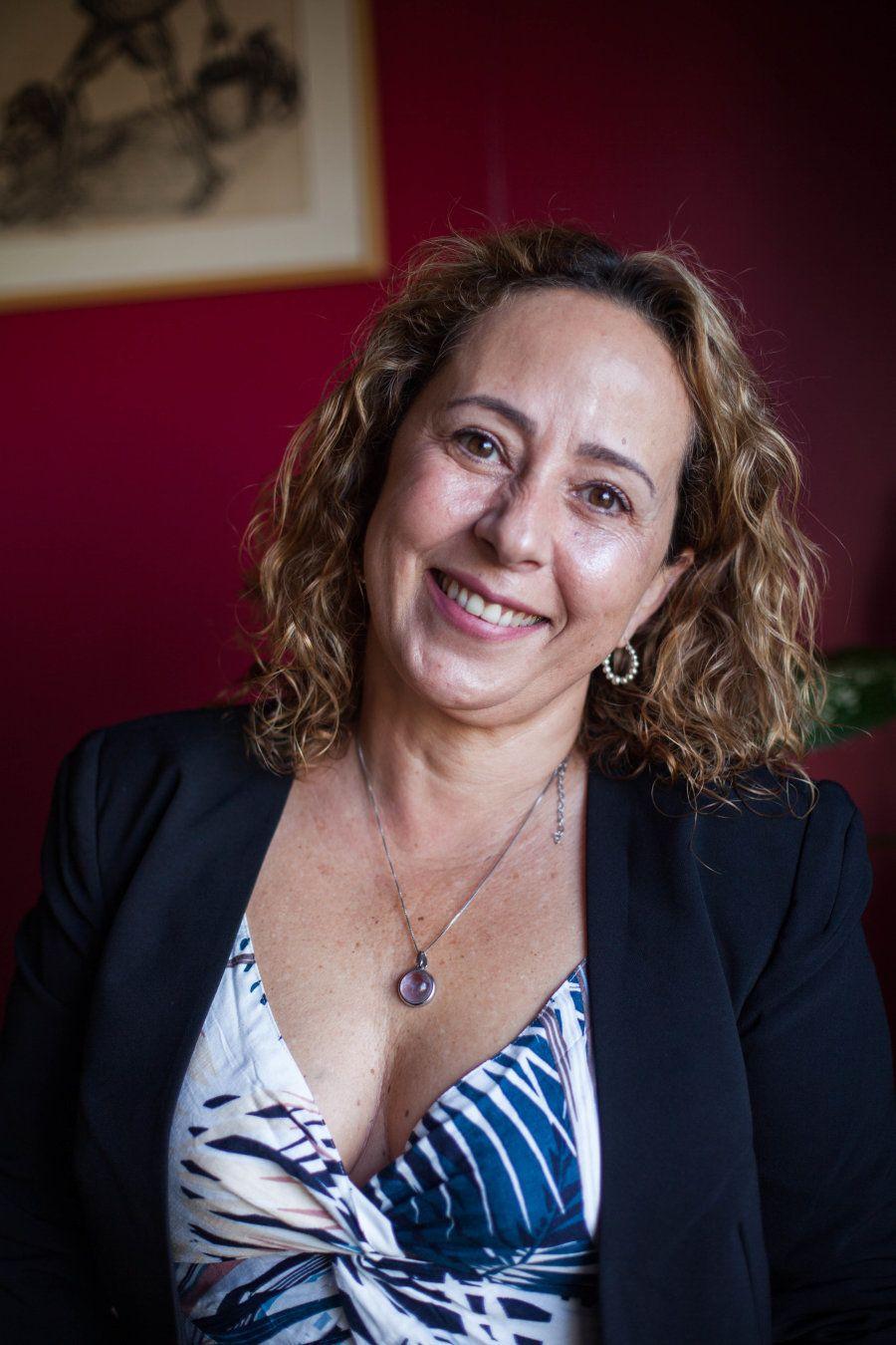 Iara também foi coordenadora da Casa da Mulher Brasileira que atendia mulheres vítimas de violência doméstica,...