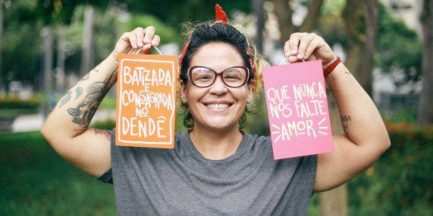 Bianca Tourinho é a 232ª entrevistada