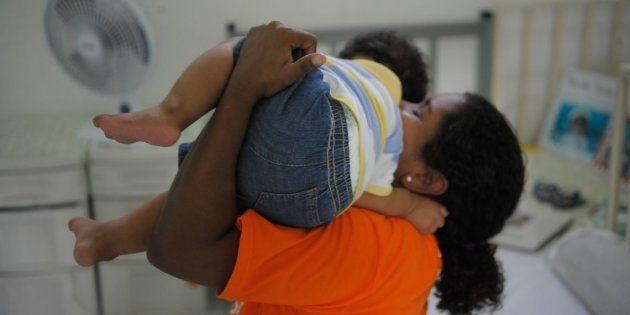 Unidade Materno Infantil, do Complexo Penitenciário de Bangu, que recebe mulheres privadas da liberdade...