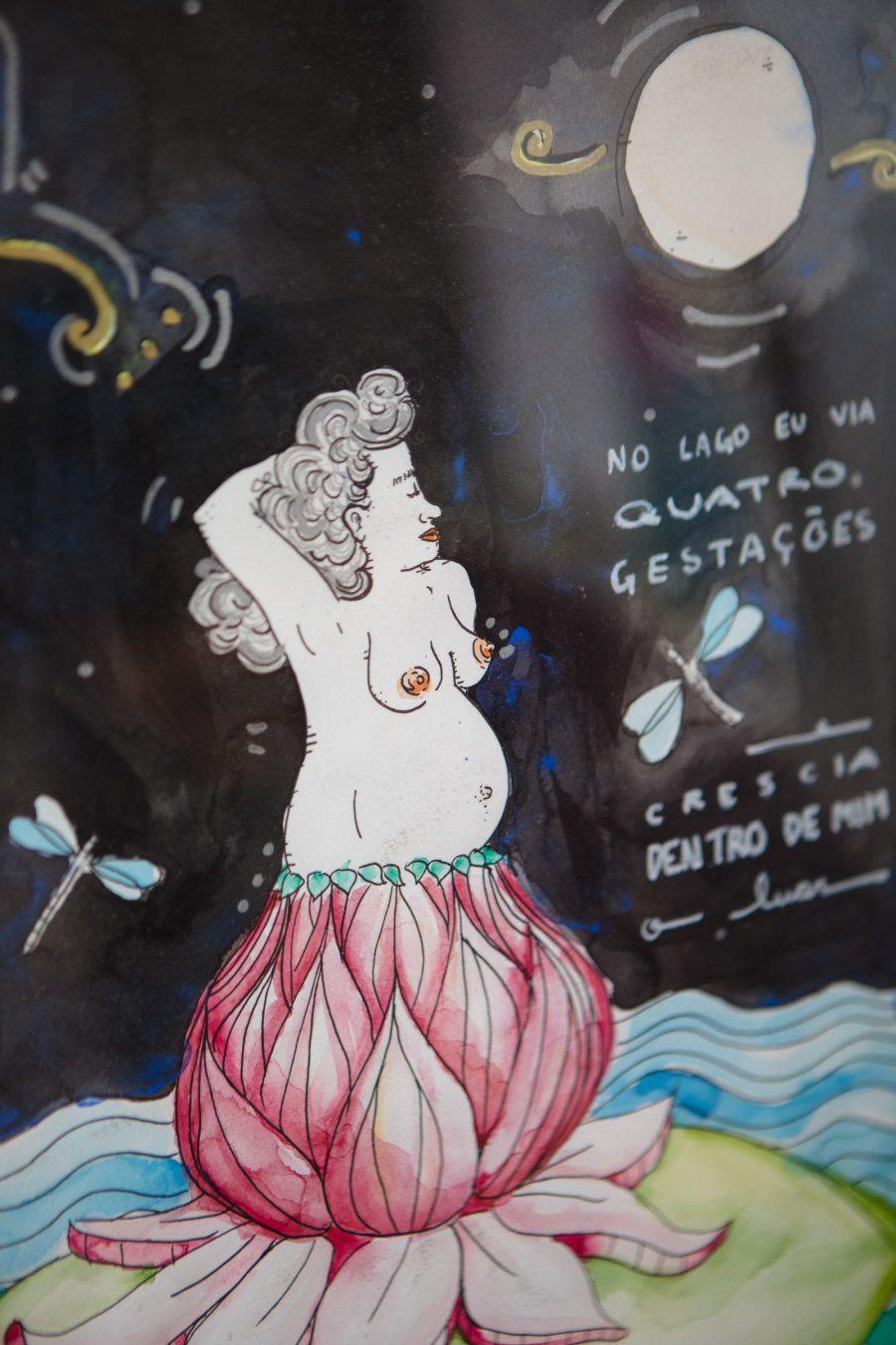 Para Deborah, a resistência feminina no grafite também revela outras feridas abertas que intimidam a
