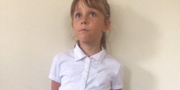 A filha de Bonnie Peltier, identificada em documentos legais