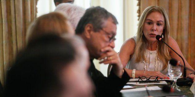 Atualmente em seu 5º mandato na prefeitura de Boa Vista, Teresa Surita (MDB), foi a única mulher eleita...