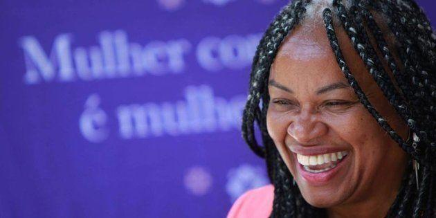 Aos 51 anos, ela conquistou mais de 57 mil votos e será a 1ª mulher negra a ocupar uma das 63 cadeiras...