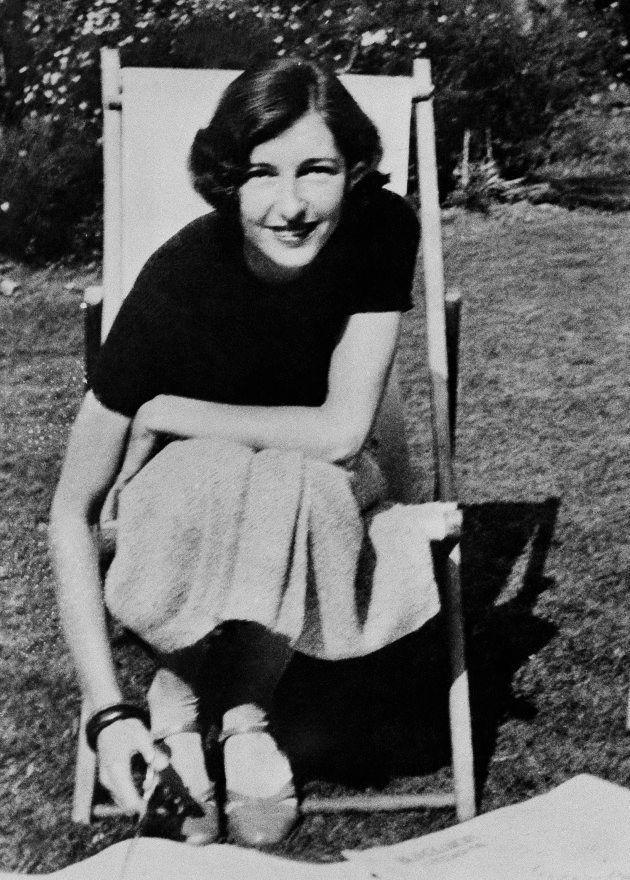A condessa Krystyna Skarbek (também conhecida como Christine