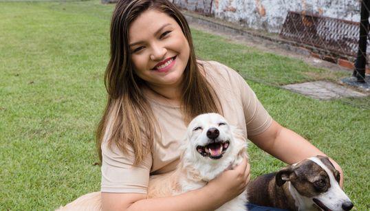 O amor pelos animais e a garantia de direitos a eles: A luta de Joana