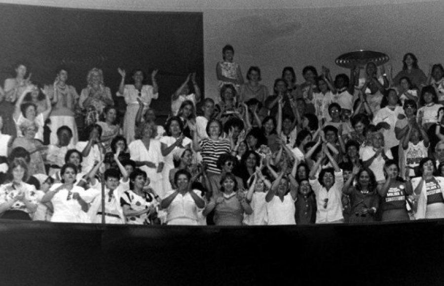 Em 1988 aconteceu a mobilização que ficou conhecida como