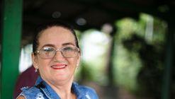 A história de sobrevivência e alegria de Francisca Queiroz, a 'Tia da