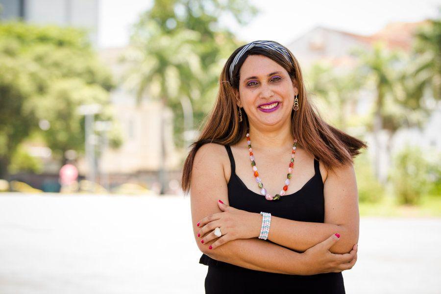 Tanta luta e desejo de uma mundo sem transfobia faz com que Maria Eduarda nunca