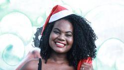 A jovem que trabalha por um Natal com significado para todas as