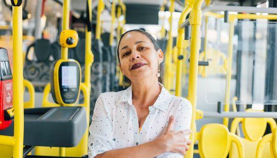 De trabalhadora rural a cobradora de ônibus: A independência de Maria