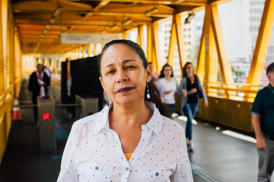 Quando sair a sua aposentadoria - já deu entrada no pedido - é para Pernambuco que ela pretende