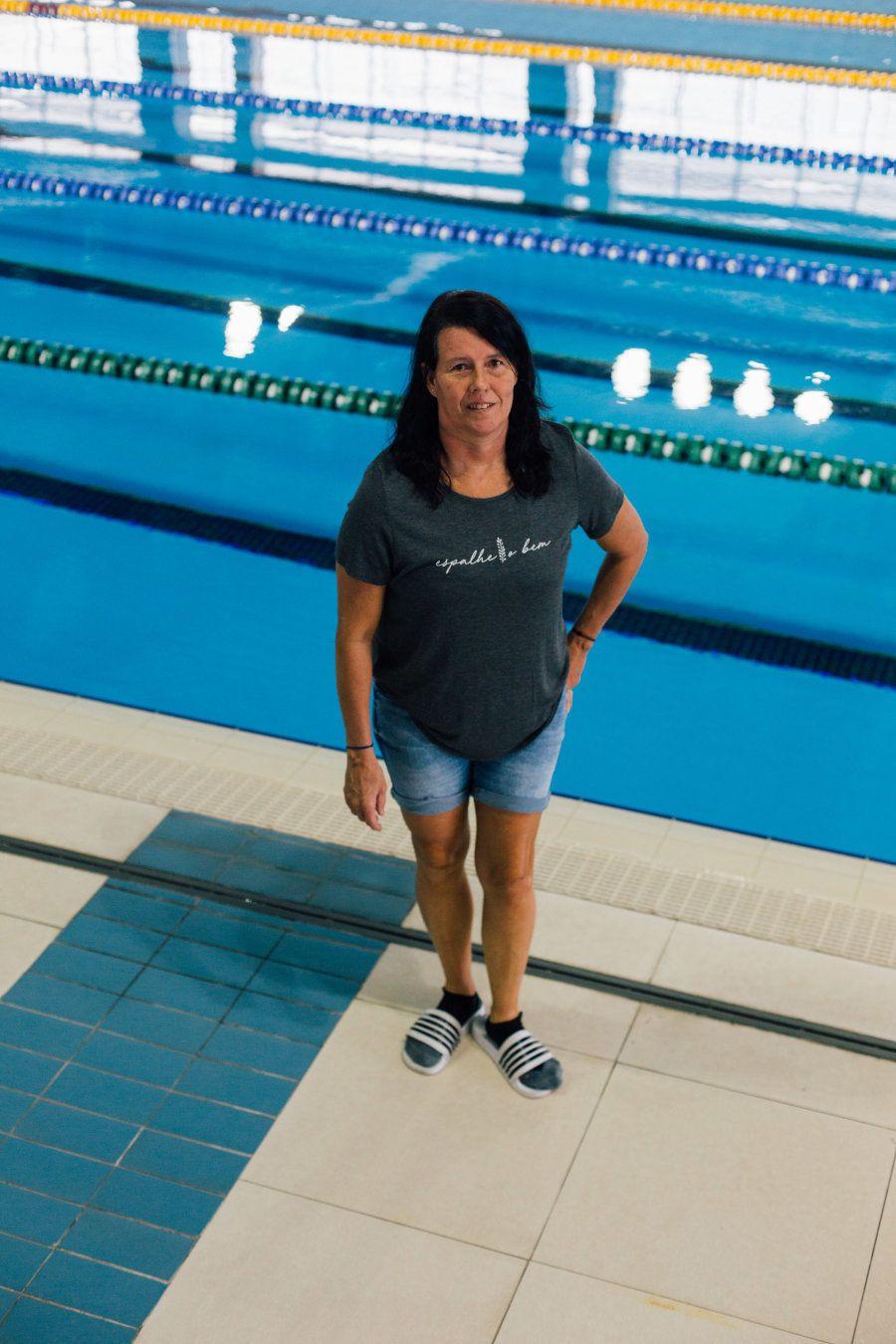 E nesses mais de 8 anos de carreira paralímpica, Susana já passou por quatro categorias e hoje compete...