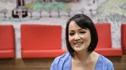 Gisele Oshiro, a empresária que ensina outras mulheres a quebrar