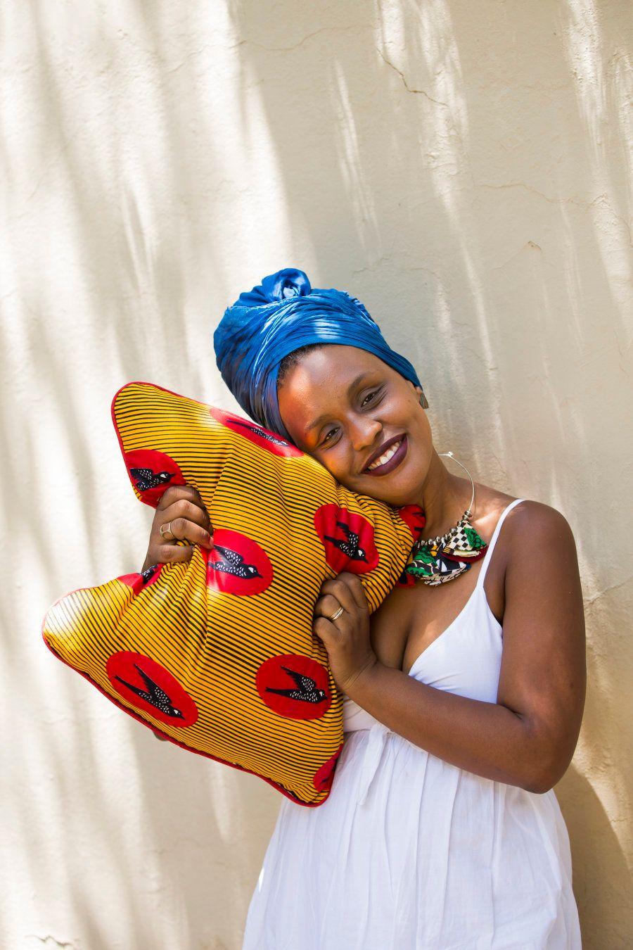 Quando a ancestralidade está ao redor: A arte de Monique