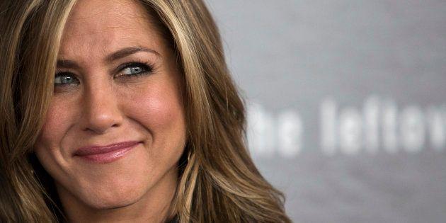 Perguntada sobre qual foi a grande lição, passada aturbulência, Aniston disse que ela