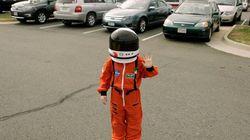 Este garotinho de 9 anos que ser o novo 'Oficial de Proteção Planetária' da