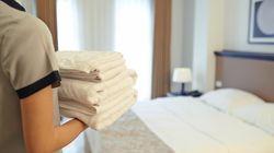 Funcionários de hotéis revelam as coisas mais perturbadoras que já acharam nos