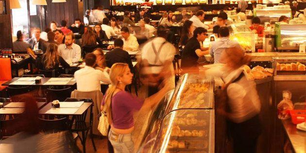 A padaria Bella Paulista fica aberta 24