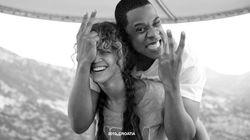 Beyoncé resolveu abrir o álbum de família pela 1ª vez. E o resultado é