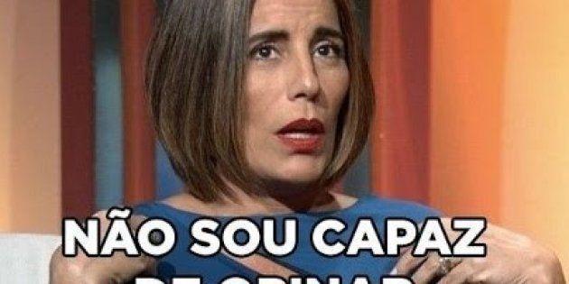 O Brasil simplesmente não aceita que Gloria Pires não será comentarista do Oscar