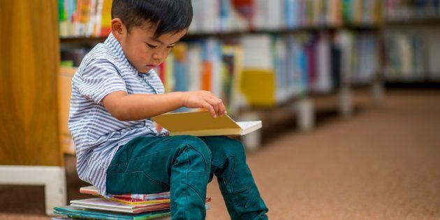 A leitura ajuda no desenvolvimento da