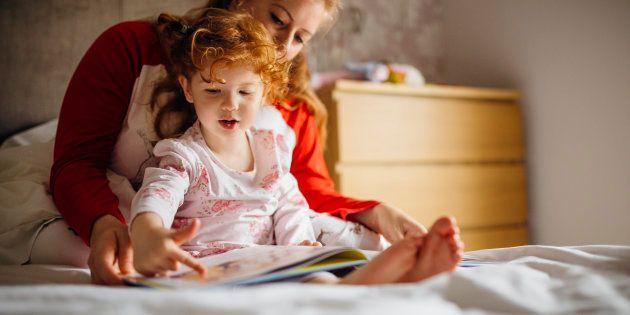 Você pode incentivar a leitura criando uma rotina diária com a