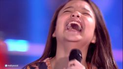 The Voice Kids: Júlia canta Demi Lovato e faz a alegria da