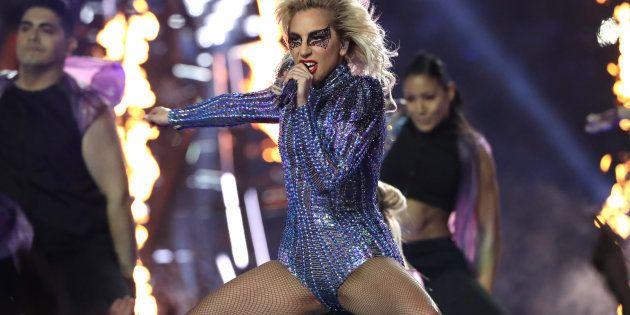 Performance de Lady Gaga ganhou elogios na