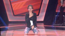 Brunno Pastori cantou Vander Lee e precisou respirar pra entender que passou no The Voice
