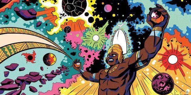 Xangô, Oxóssi, Yemanjá e mais: Orixás vão virar heróis de história em
