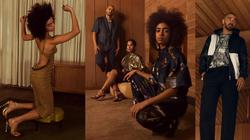 Esta marca escolheu só modelos negros para sua nova campanha. E ficou