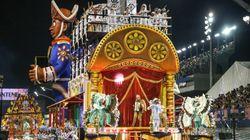 Em São Paulo, o Nordeste foi o grande protagonista dos desfiles de