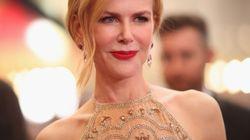 A atriz Nicole Kidman e o gif que desviou a atenção no Oscar