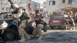 EXCLUSIVO: Netflix libera o trailer de seu filme de guerra, 'Sand Castle', dirigido por