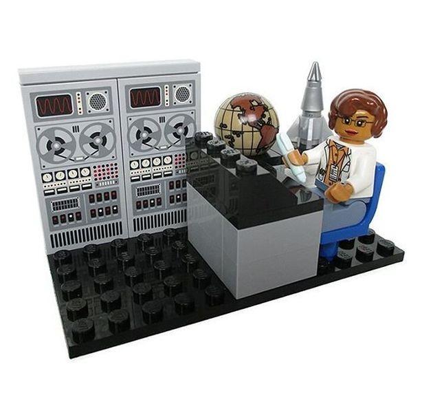 EU QUERO! Lego vai lançar coleção sobre mulheres pioneiras da