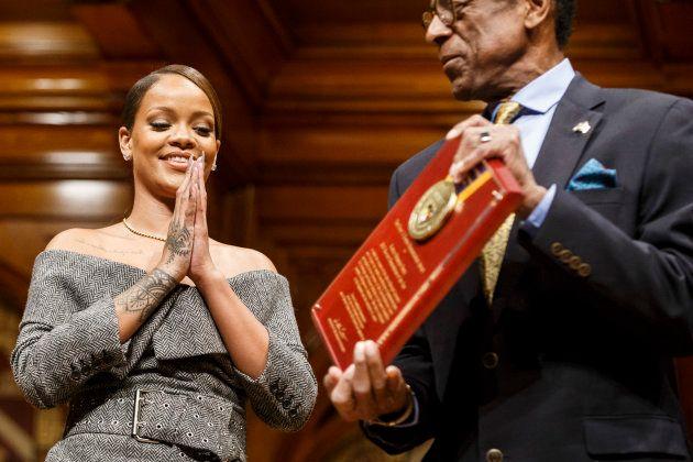 Cantora foi escolhida pela Fundação de Harvard como 'Ativista do Ano de