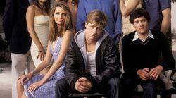 Rolou um reencontro inesperado entre atores de 'The O.C.' nas filmagens de 'Nashville'
