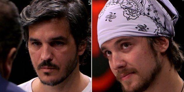 Fabrizio e Vitor arrancam suspiros no