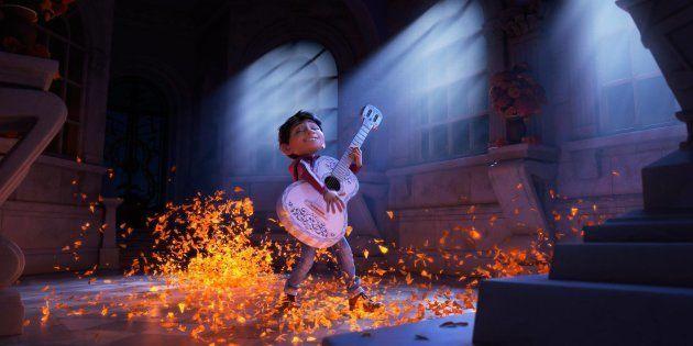 Aguenta coração! Disney lança teaser de 'Coco', primeiro filme totalmente