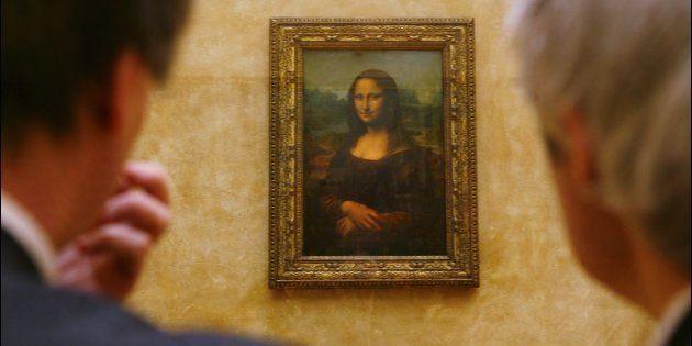 Obra-prima de Leonardo da Vinci, 'Monalisa' foi criada entre 1503 e