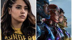 A nova Power Ranger Amarela é uma adolescente LGBT, latina e