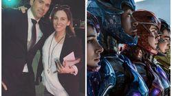 Que nostalgia! Os Power Rangers originais se reencontraram na pré-estreia do novo
