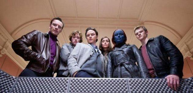 Os X-Men no retorno mais recente da