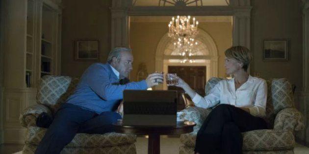 Netflix divulga imagens da 5ª temporada de House of