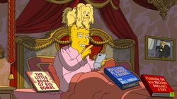 A história de terror contada pelo Os Simpsons sobre os 100 dias de