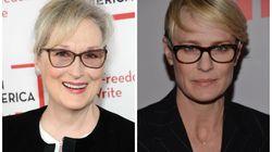 Meryl Streep e Robin Wright estão vindo para SP discutir empoderamento