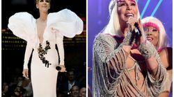 Drake bate recorde no Billboard Music Awards, mas quem brilha são as veteranas Celine Dion e