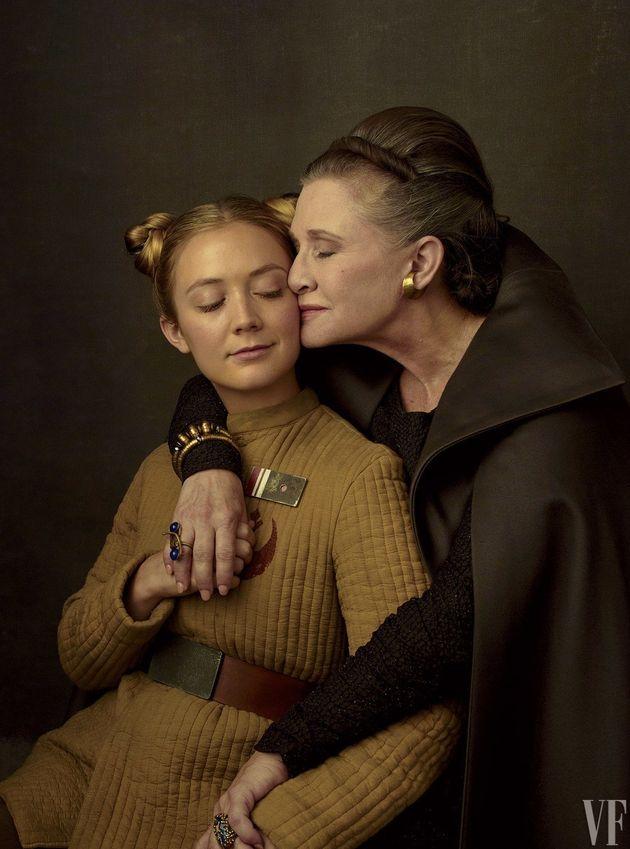 Este ensaio fotográfico de 'Star Wars: Os Últimos Jedi' é um presente no Dia do Orgulho