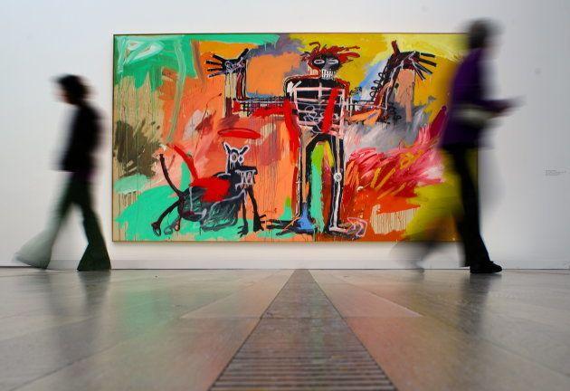 Como Jean-Michel Basquiat ultrapassou o limite do que é ser um artista