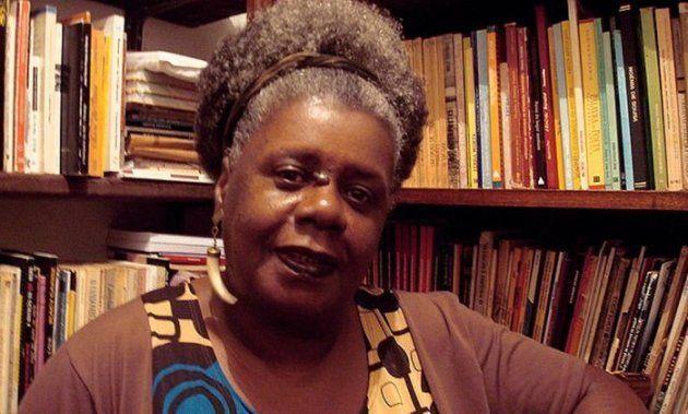 A escritora mineira Conceição Evaristo é uma das convidadas da Flip